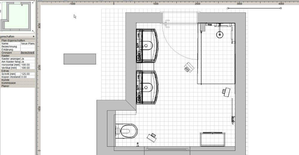 bad planung fabulous qm bad planung with bad planung. Black Bedroom Furniture Sets. Home Design Ideas